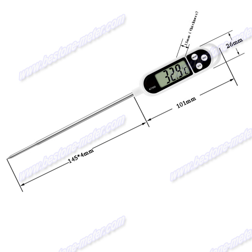 Pen-Type Food Thermometer KT300